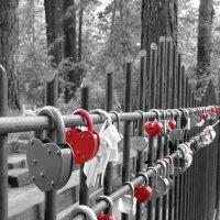 Любовь на замке :: Ксения Репина