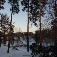 Финляндия, Имтатра, водопад И́матранкоски :: Svetlana (Lucia) ***