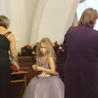 Долгая и скушная эта подготовка к балу !!! :: Galina194701