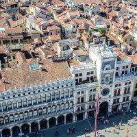 Венеция,вид на площадь святого Марка :: Наталия