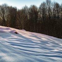 Зима в горах Абхазии. :: Александр Криулин
