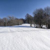 Зима в горах Абхазии :: Александр Криулин