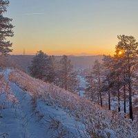 Закат солнца :: Анатолий Иргл