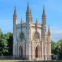 Церковь святого Александра Невского :: Анатолий Шумилин