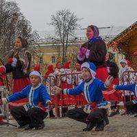 Ансабль танца :: Сергей Цветков