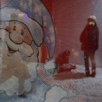 Новогодняя интрига :: Елена Жукова