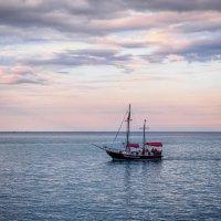 Черная Каракатица :: Дмитрий Дмитриев