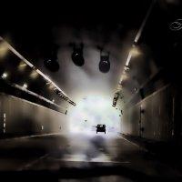 Свет в конце тоннеля :: Сергей