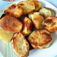 Печёный картофель . :: Мила Бовкун