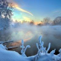 Закатные пересечения....2 :: Андрей Войцехов