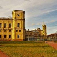 Большой Гатчинский дворец... :: Sergey Gordoff
