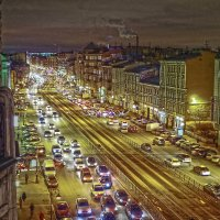 Питер ночь. :: Рома Григорьев