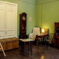 Комната Ахматовой :: dmitriy-vdv