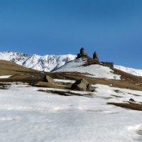 В горах Кавказа :: Наталья Джикидзе (Берёзина)