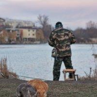 Рыбаки :: Андрей Майоров