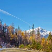 Дорога в горы :: Анатолий Иргл