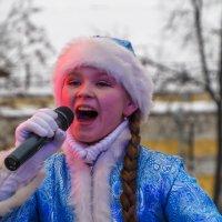 Юная певица :: Сергей Цветков