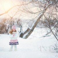 Зима.... :: Елена Рябчевская