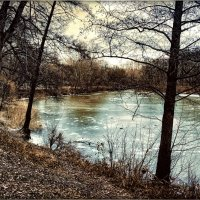 Осторожно, тонкий лёд! :: Ирина Falcone