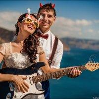 Люди — как музыкальные инструменты: их звучание зависит от того, кто к ним прикасается :) :: Алексей Латыш