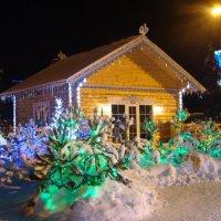 Резиденция Деда Мороза :: марина ковшова