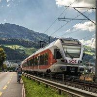 high-speed train :: Dmitry Ozersky
