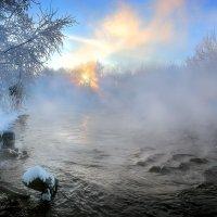 Закатное сияние....3. :: Андрей Войцехов