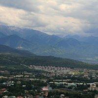 Алматы с высоты.. :: Kapris VS