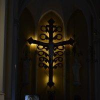 На концерте в Лютеранском соборе :: Светлана Ларионова