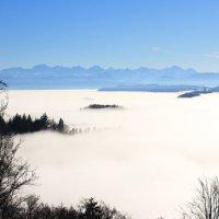 над облаками :: Anna Minevich