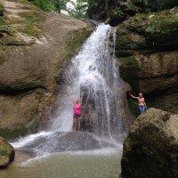 Водопад в долине Мешоко-Адыгея :: ТАТЬЯНА