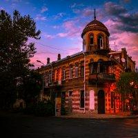Старый дом :: Евгений Небензя