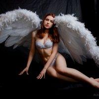 Девушка с крыльями :: Руслан Веселов