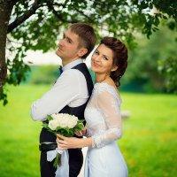 летняя свадьба :: Софья