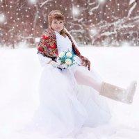 Эх русская ты свадьба... :: Оксана Романова