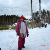 На горе Уктус в воскресный день. :: Владимир Смольников