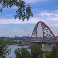 Бугринский мост :: Михаил Измайлов