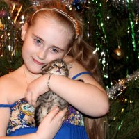 Оксана и малыш :: Dr. Olver  ( ОлегЪ )
