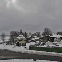 Ипатьевская слобода . г. Кострома :: Святец Вячеслав