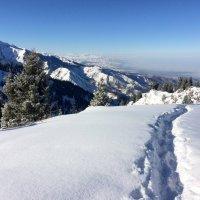 Поход на вершину «Фурмановка». :: Anna Gornostayeva