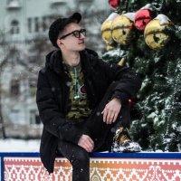 Подарок под ёлкой :: Валерия Потапенкова
