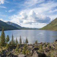 Алтайское озеро :: Atuan M