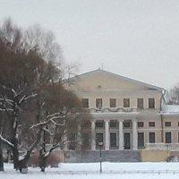 В Юсуповском саду этой зимой. (Санкт-Петербург). :: Светлана Калмыкова