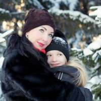 зима :: Elena Каримова