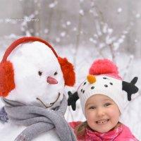 Снеговики :: Андрей Герасимов