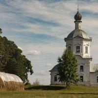 Воздвиженская церковь. :: Ольга Лиманская