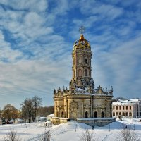 Дубровицы. Зимний пейзаж :: Леонид Иванчук