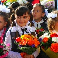 1 сентября :: Виолетта Бычкова