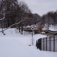 на границе суеты и покоя :: sv.kaschuk