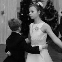 Наш первый танец :: Владимир Ненартонис